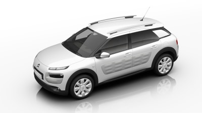 2017 Citroen C4 Cactus: Auto In, Diesel Out, Special Edition Added