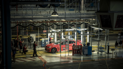 Holden Factory Closure Marks End Of An Era For Australian Manufacturing