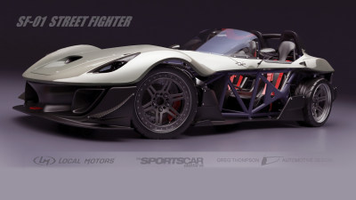 Local Motors Reveals Crowd-Sourced Sports Car Ahead Of Production