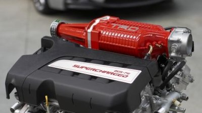 TRD Aurion supercharged V6 more powerful than expected
