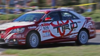 TRD Aurion Takes Prologue Victory in Targa
