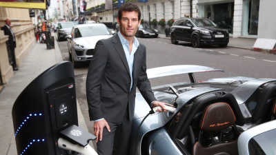 Sunday 7: Cool cars owned by F1 stars