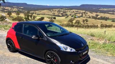 2016 Peugeot 208 GTi 30th Anniversary REVIEW | Deliciously Fast, Deliciously Bad...
