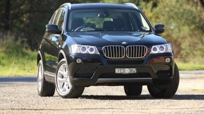 2011 BMW X3 xDrive28i Review