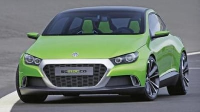 VW Scirocco returns