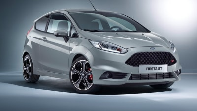 Hotter Ford Fiesta ST200 Unveiled At Geneva