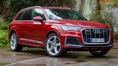 2021 Audi Q7 gains V6 petrol in Australia, A4 Allroad and TT score power increases