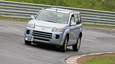 Nissan Sets New Nurburgring Record... In an X-Trail