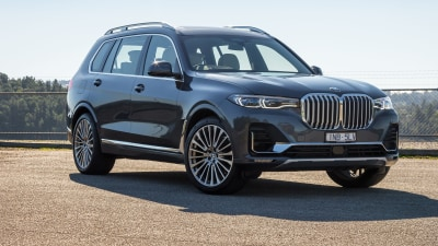 2019 BMW X7 xDrive30d review