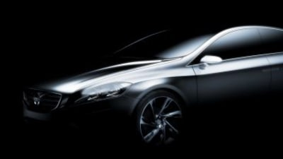 Volvo S60 Sports Sedan Concept First Official Photograph