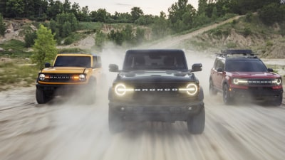 2021 Ford Bronco revealed, still no closer to Australia