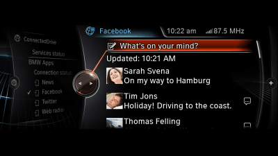 BMW Steering Clear Of Apple's iOS In The Car, For Now: Report