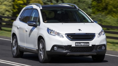 Peugeot 2008: Price And Features For New Compact SUV