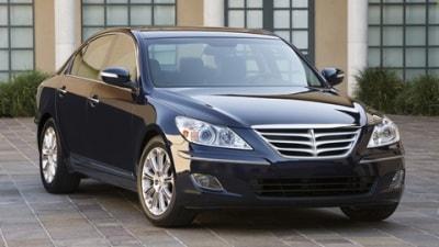 Hyundai Genesis Named Consumer Reports' Top-Rated Upscale Sedan