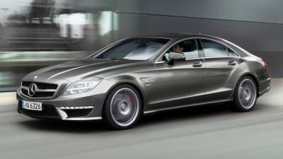 2012 Mercedes-Benz CLS 63 AMG Revealed, Australian Launch Q2 2011