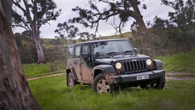 Wrangler Will Keep Its Own 'Go Anywhere' DNA Among New Fiat-Chrysler Platforms