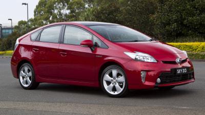 2012 Toyota Prius Update On Sale In Australia