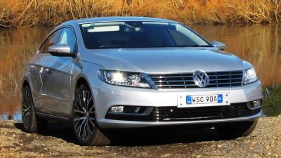 2012 Volkswagen CC 125TDI Review