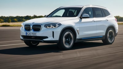 2021 BMW iX3 due in Australian showrooms next year