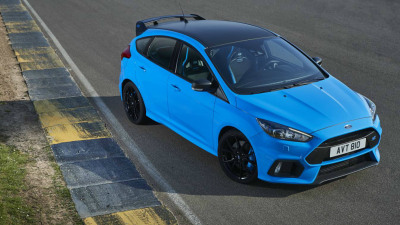 Ford Focus RS Limited Edition Secured For Australia