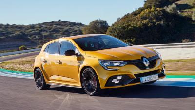 Full details: 2018 Renault Megane RS