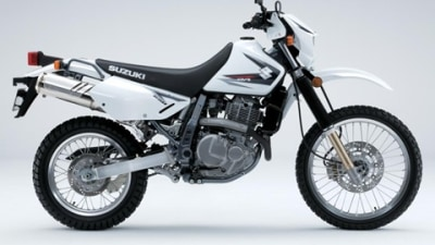 2009 Suzuki DR650SE Gets a Make-over