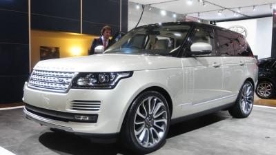 2013 Range Rover Lands In Sydney