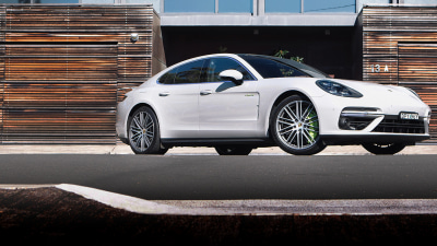 2016-19 Porsche Panamera recalled