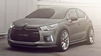 Citroen DS4 Racing Revealed