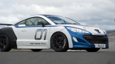 Peugeot RCZ Cup Race Car Revealed For New One-make Series