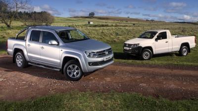 VW Adds 8-Speed Auto Amarok TDI420 And Single Cab For Australia