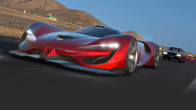 SRT Tomahawk Concept Revealed For Vision Gran Turismo