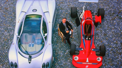 The Story Of Pagani Detailed In Five Short Films