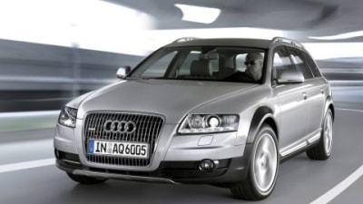 2009 Audi A6 Allroad Quattro Boosts Power And Economy