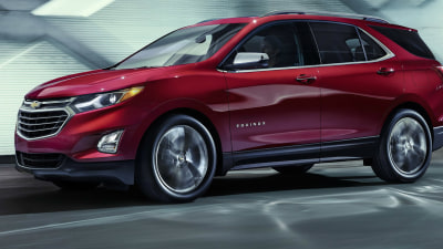 2017 Holden Equinox - New Midsized SUV Arriving Next Year