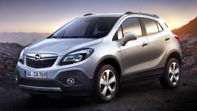 Opel Mokka Compact SUV Revealed, Australian Debut Under Consideration