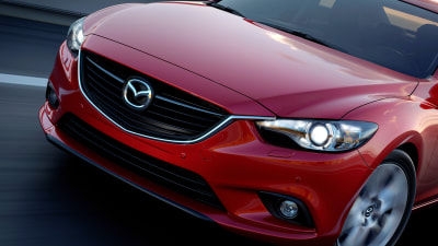 2013 Mazda6 Revealed, Moscow Debut Confirmed For August