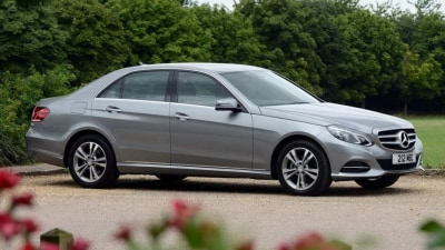 2015 Mercedes E-Class To Get 9-Speed Automatic, More Powerful Engines