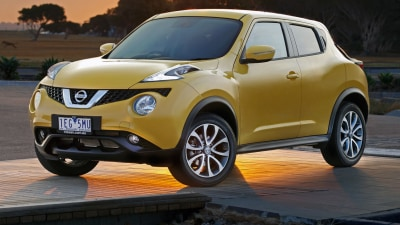 Nissan Juke And Navara Recalled For Warning Light And Canopy Issues