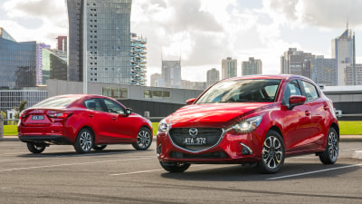 Next-gen Mazda2 could become a crossover