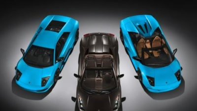 Lamborghini introduces Ad Personam program at Detroit Auto Show