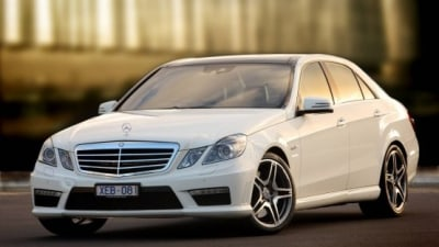 2010 Mercedes-Benz E63 AMG Released In Australia
