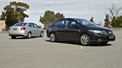 2012 Honda City Gets Styling And Pricing Tweaks For Australia