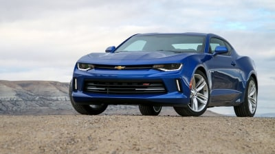 Camaro ?Has To Wear A Chevrolet Badge? Says Holden