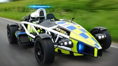 Revealed: Ariel Atom... Police Car?