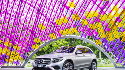 Mercedes-Benz Contracts Valmet To Build GLC SUV