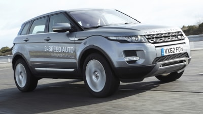 Land Rover To Showcase 9-Speed ZF Auto At Geneva Motor Show