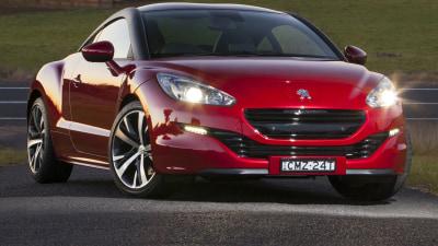 2013 Peugeot RCZ On Sale In Australia
