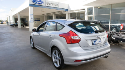 Ford To Offer Free Loan Car With Every Scheduled Service
