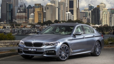 2017 BMW 530e iPerformance First Drive Review | Combining Large Car Luxury And Plug-In Tech Minus The Price Penalty